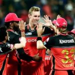 Billy Stanlake played for RCB