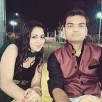 Shraddha Sharma brother and sister in law