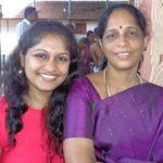 Nitesh Shetty Sister and Mother
