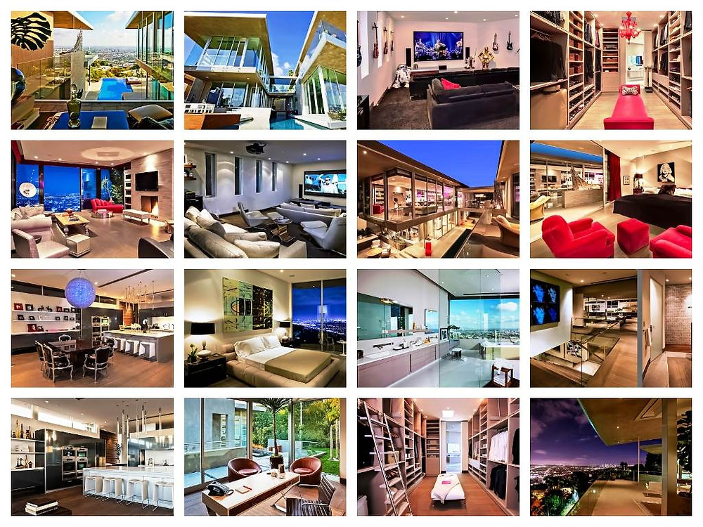 Avicii house in Hollywood Hills