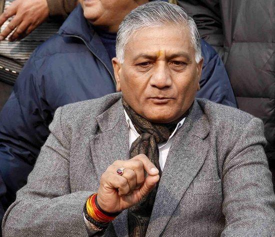 V.K. Singh