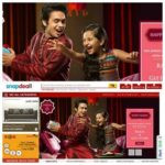 Mohak Khurana in snapdeal print ad
