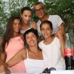 Iris Mittenaere Family