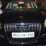 Alia Bhatt's Audi Q7