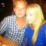 Avicii with his Ex-girlfriend Emily Goldberg