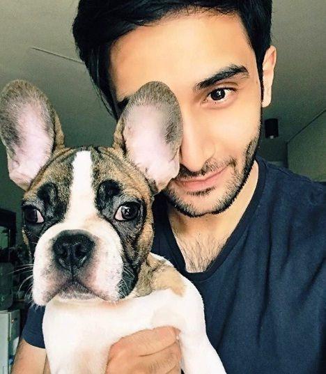 Rohan Vinod Mehra, A Dog Lover