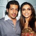 Nihaar Pandya and Deepika Padukone