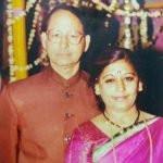 Rajeev Paul Parents