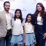 Pooja Makhija husband and daughters