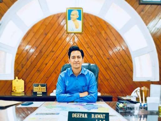 Deepak Rawat (IAS) Wiki, Age, Caste, Wife, Children, Family, Biography & More