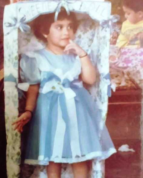 Regina Cassandra In Her Childhood