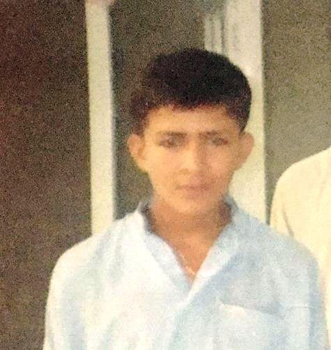 Hazratullah Zazai In Younger Days