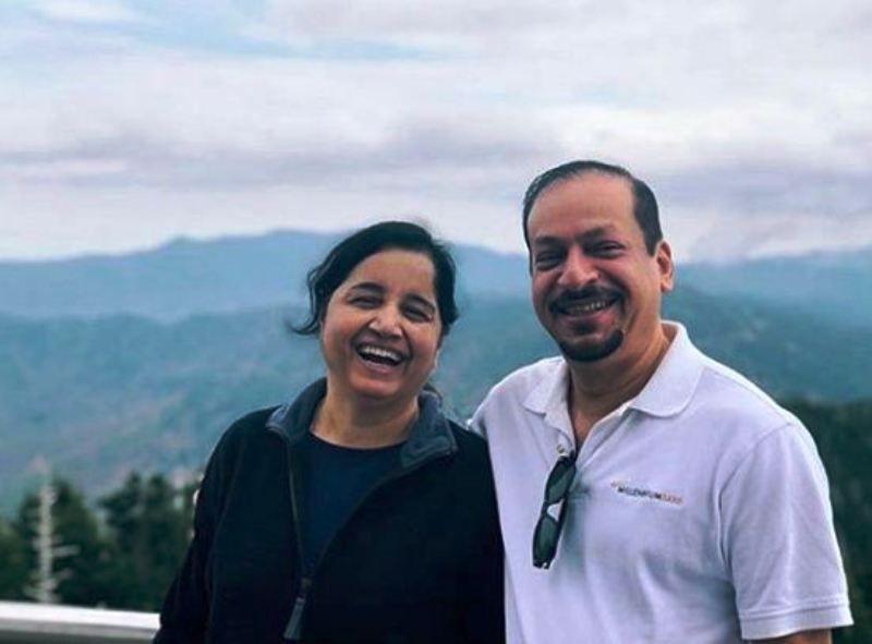 Lisa Mishra's Parents