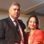 Shagun Pandey parents