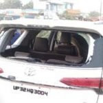 Shiv Kumar BJP Leader Fortuner Car