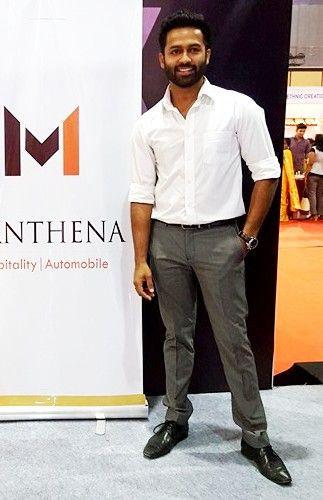 Ajay Manthena
