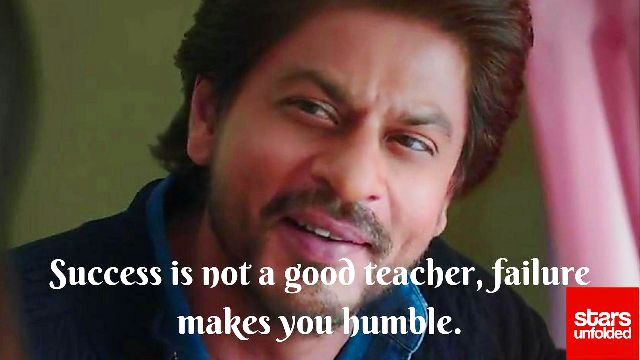 SRK Inspirational Quote 23