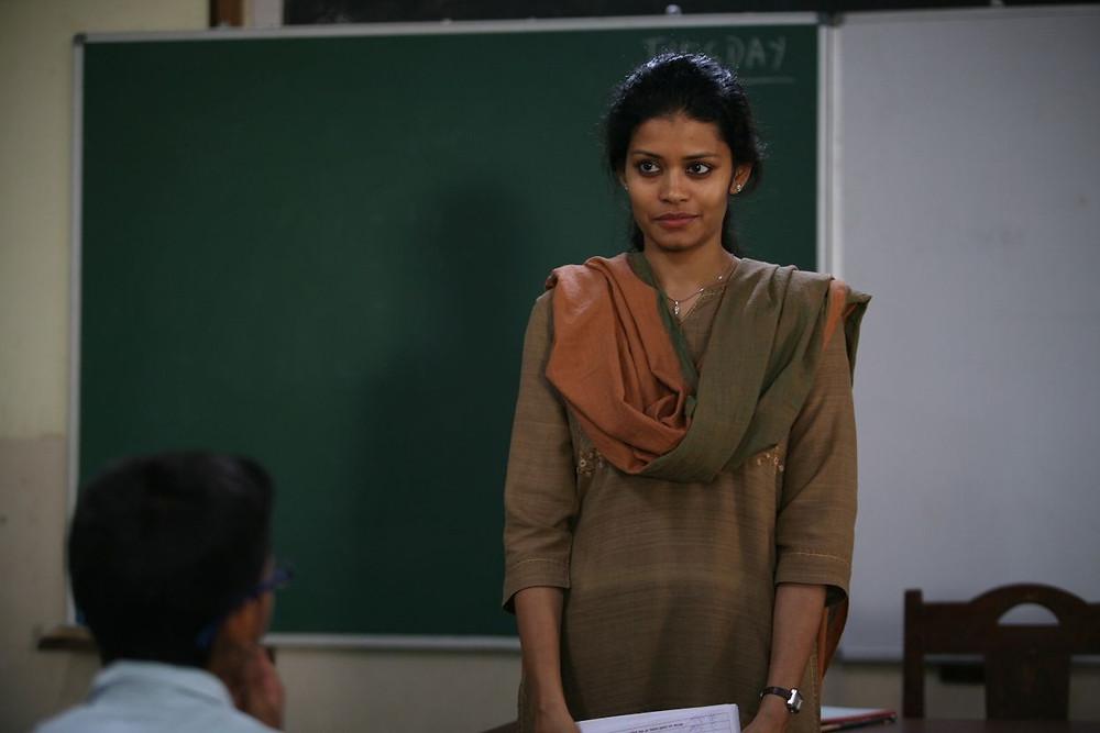 "Palomi Ghosh in ""Gandhi Of The Month"""