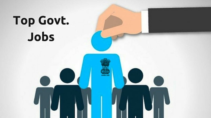 Top Government Jobs in India