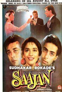 Sanjay Dutt Film Saajan