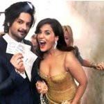 Richa Chaddha with Ali Fazal