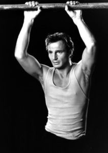 Liam Nesson rated among 100 Sexiest Stars in Film History
