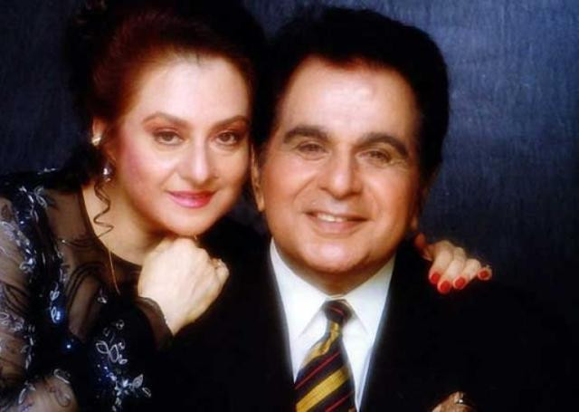 Saira Banu and Dilip Kumar Love Story