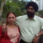 Poonam Preet Parents