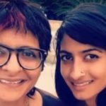 Vj Bani Mother & Sister