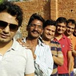 Nawazuddin Siddiqui With His Brothers