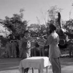Arjan Singh Being Handed Command During World War II