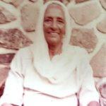 Dara Singh's mother 'Balwant Kaur Randhawa'