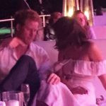 Prince Harry and Jenna Coleman were found flirting together
