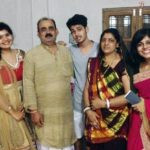 Tapasya Parihar With Her Family