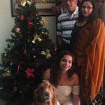 Nidhi Sunil Parents and Sister