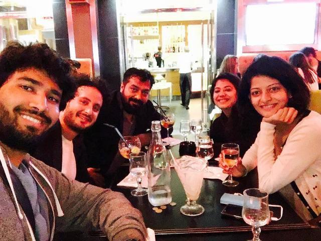 Anurag Kashyap drinks alcohol