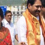 Kiran Kumar Reddy's Parents