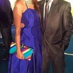 Tanvi Thakkar with fiance