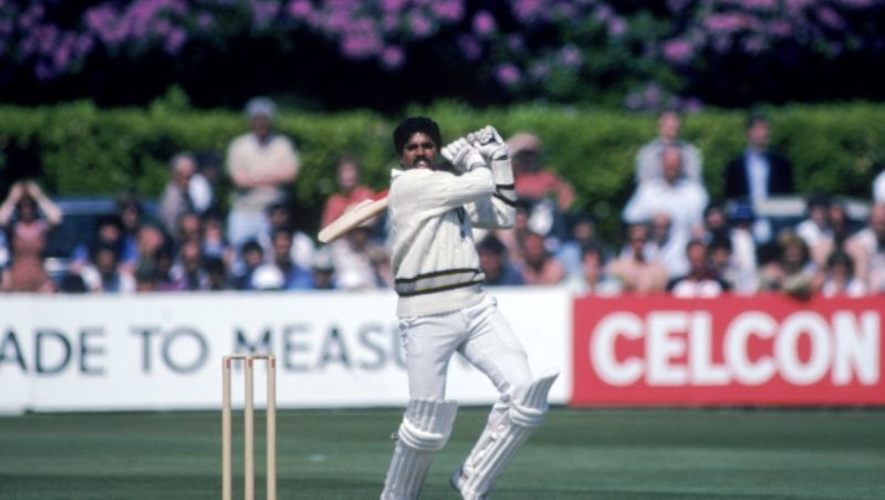 Kapil Dev's 175 Runs Against Zimbabwe In The 1983 World Cup