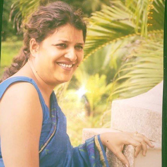 Palomi Ghosh's mother