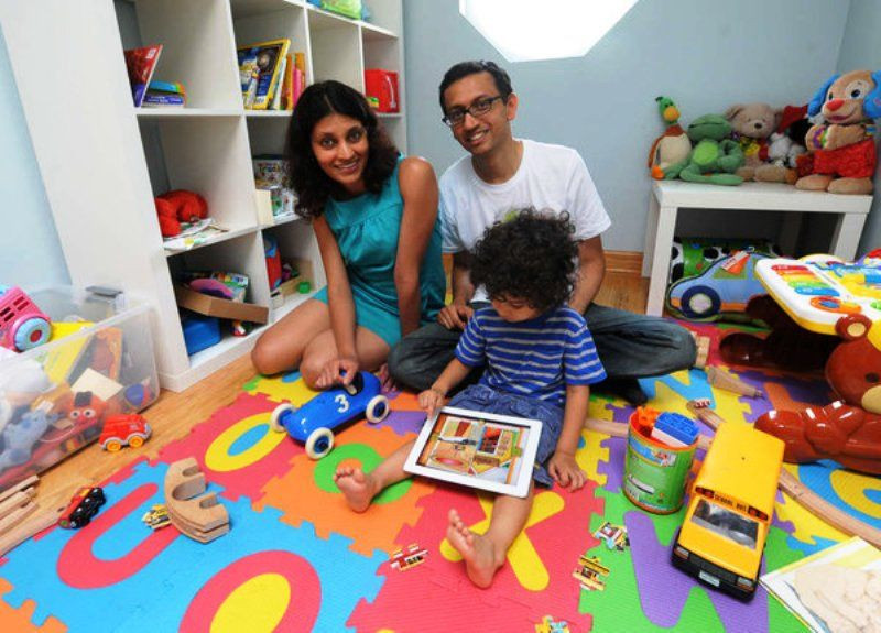 Aparna Krishnan's Sister and Brother-in-Law
