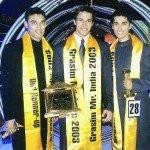 Rajneesh Duggal - winner of Grasim Mr. India 2003