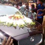 Keerthy Suresh - Jaguar XJ