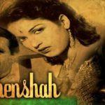 Bhanu Athaiya debut film Shahenshah (1953)