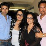 Kiran Kumar with his Wife-Sushma, Son-Shaurya and Daughter-Srishti