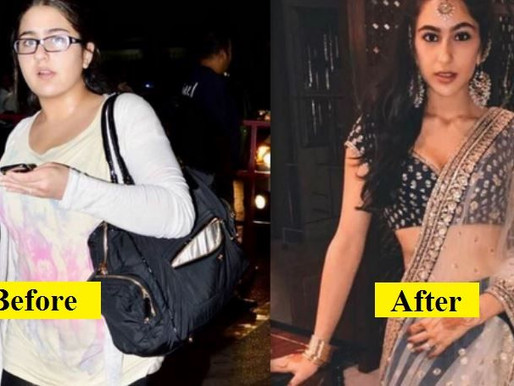 Sara Ali Khan's Diet & Workout Plan