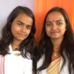 Bhanita Das With Her Sister
