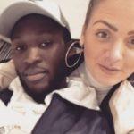 Romelu Lukaku's girlfriend Sara Mens