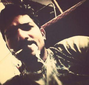 Jatin Sarna Smoking