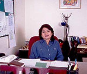 Anurradha Prasad First Office In New Delhi